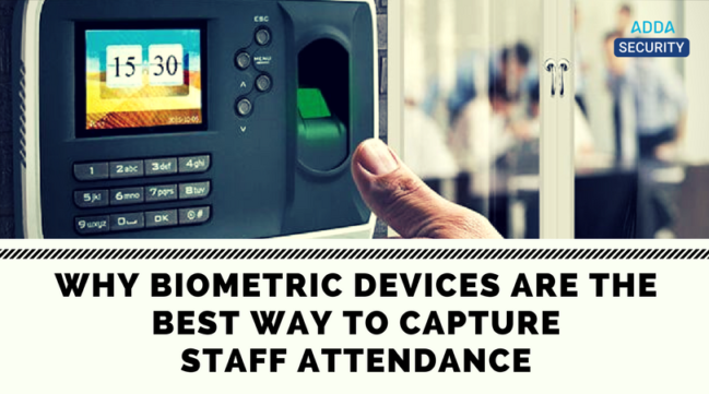 Biometric Devices-ADDA Security