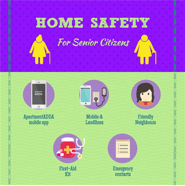 home safety tips for senior citizens
