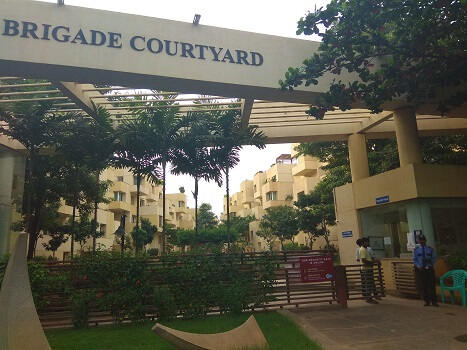 gatekeeper deployment at Brigade Courtyard - Bangalore