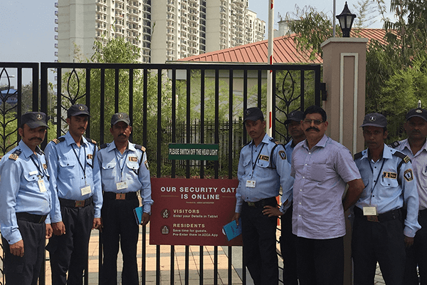 ADDA GateKeeper - Society Security App for DLF New Town Heights