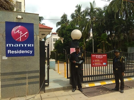 gatekeeper deployment at Mantri Residency - Bangalore