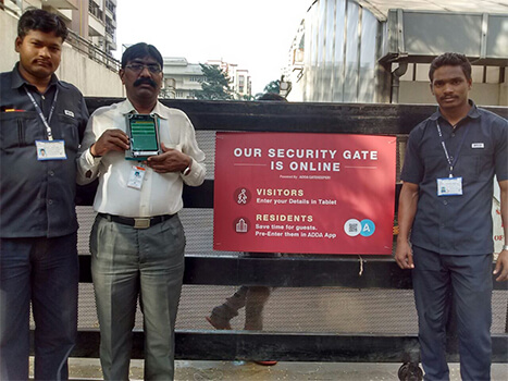gatekeeper deployment at Raheja