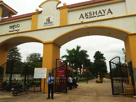 gatekeeper deployment at Akshaya - Bangalore