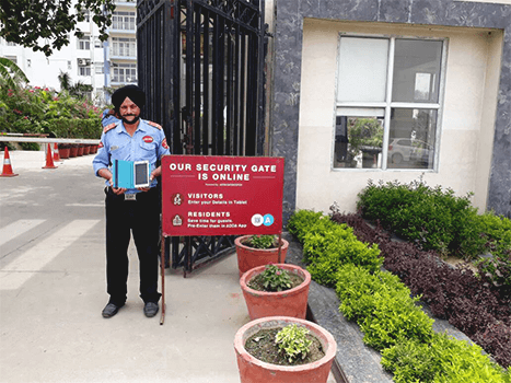 gatekeeper deployment at Jalandhar heights
