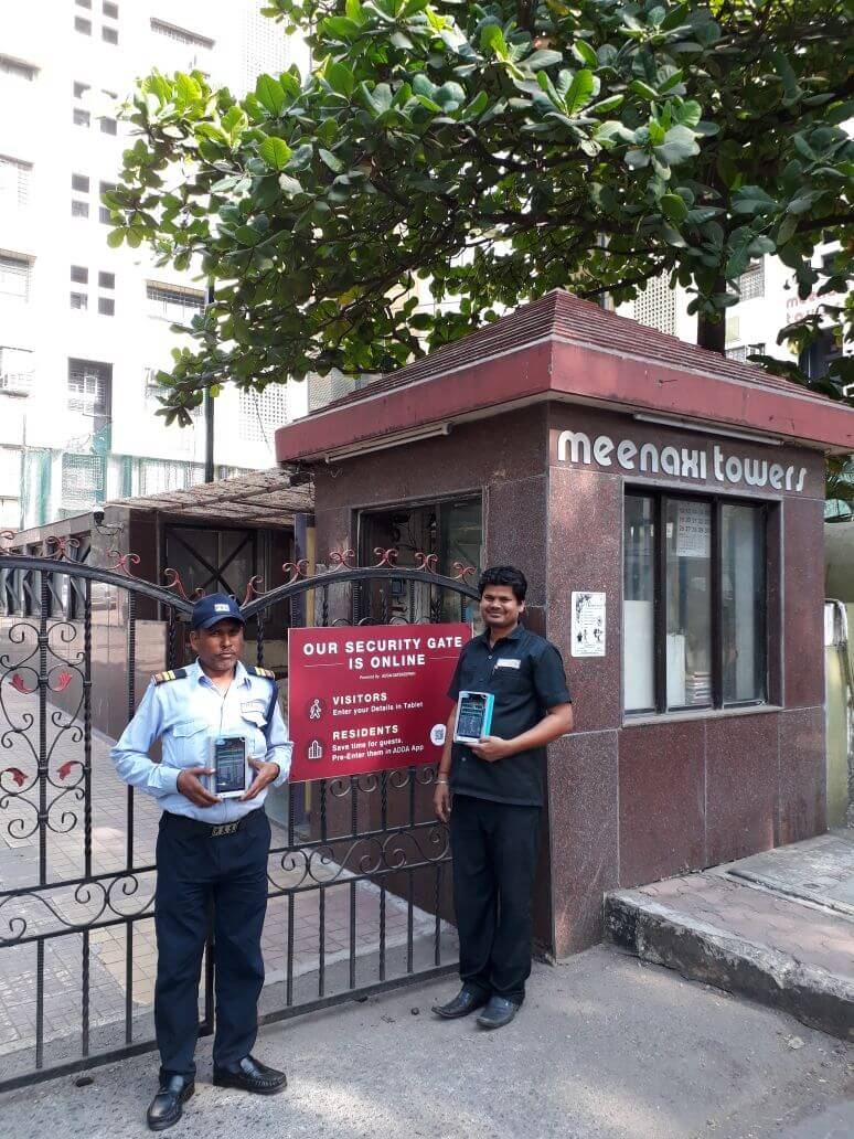 gatekeeper deployment at Meenaxi-Towers - Mumbai