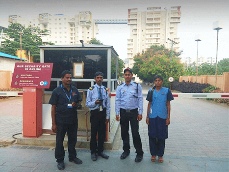 gatekeeper deployment at Ramky One North - Bangalore