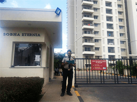 gatekeeper deployment at Sobha Eternia